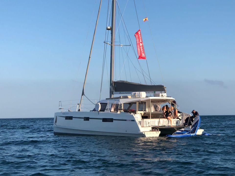 Experiencia en catamarán
