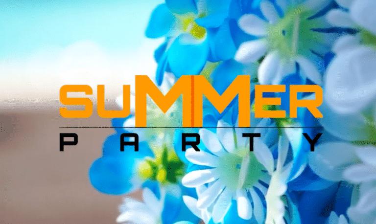 SUMMER PARTY la fiesta de verano para empresas